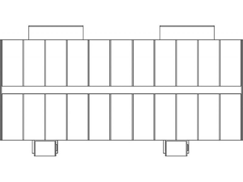 H0 Plattenbau P2 Basispackung Sonstige