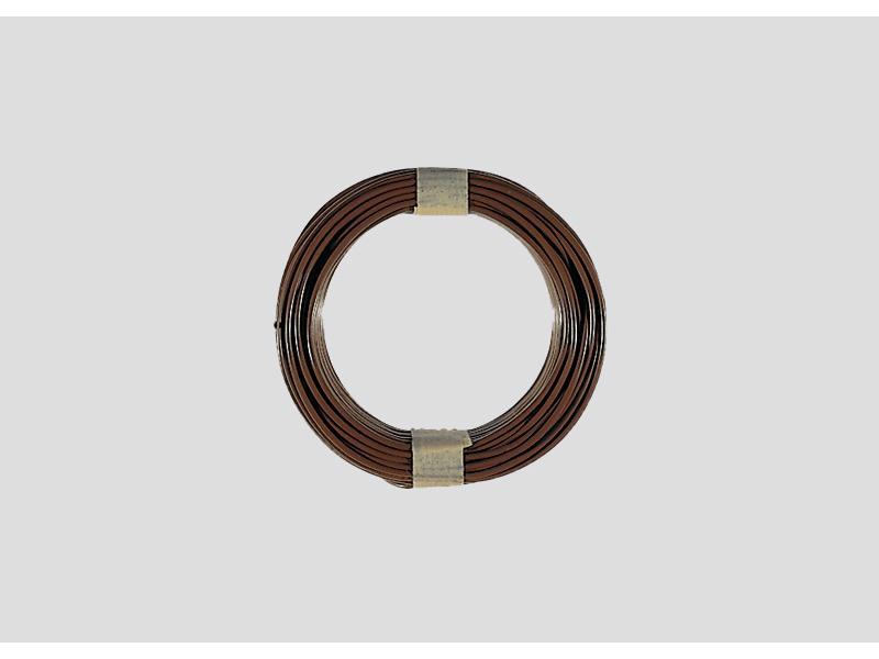 kabel braun 10 m gebr m rklin cie gmbh 7102. Black Bedroom Furniture Sets. Home Design Ideas