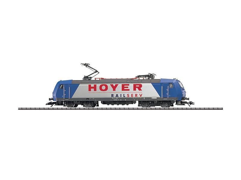Trix 22084 Elektrolok BR 185 Hoyer Railserv