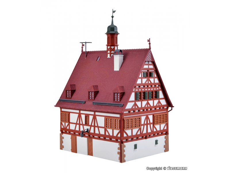 Kibri H0 38906  Rathaus in Maichingen